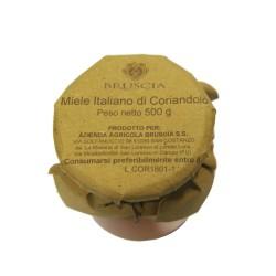 Miele di Coriandolo 0,5 Kg  Cantina Bruscia