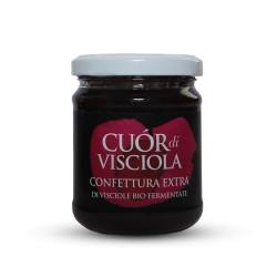 Confettura extra bio di visciole 0.190 Kg Cantina Bruscia