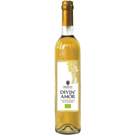 Divin'Amòr - White wine from over ripe grapes