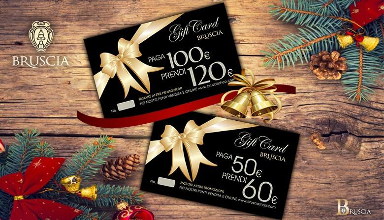 Gift Card Bruscia